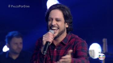 Lucio Mauro Filho canta 'São Gonça'