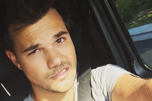 Taylor Lautner (Foto: Reprodução Instagram)