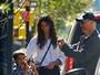 Careca, Matthew McConaughey passeia com a Camila Alves em NY