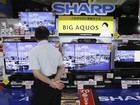 Sharp pode fechar fábricas restantes de TV fora do Japão