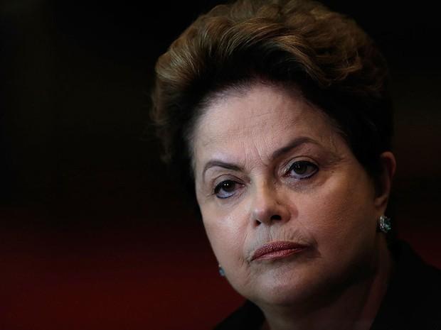 A presidente Dilma Rousseff (Foto: AP Photo/Eraldo Peres, File)