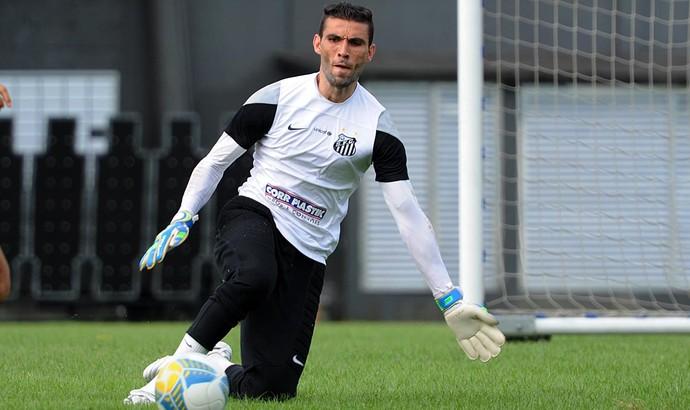 Vanderlei Santos (Foto: Ivan Storti/Santos FC)