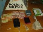 Seis pessoas são detidas por tráfico de drogas em Francisco Sá