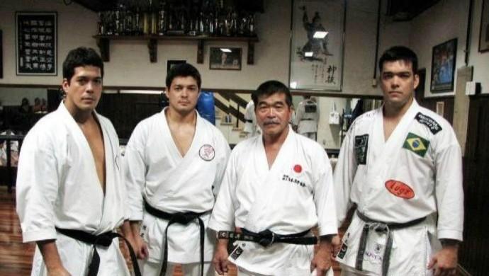 Família Machida (Foto: Divugação)