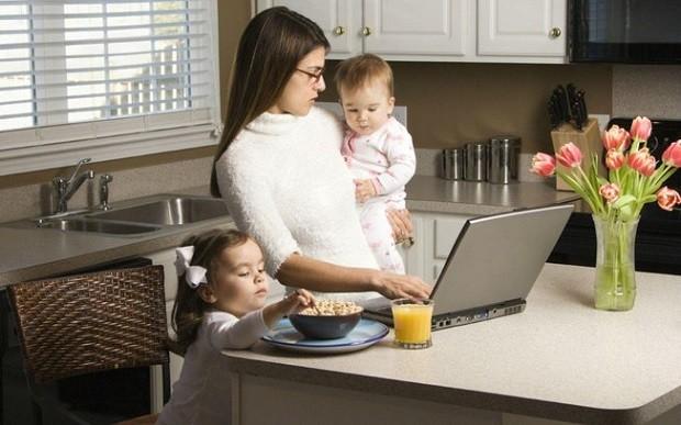 Segundo estudo da FGV, 50% das mulheres são demitidas após licença-maternidade (Foto: Divulgação)