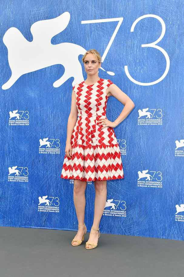 Nina Hoss (Foto: Getty Images)