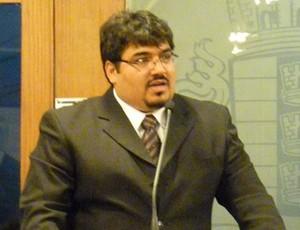 Felipe Jardim, diretor executivo e jogador do Botafogo Espectros (Foto: Arquivo Pessoal)