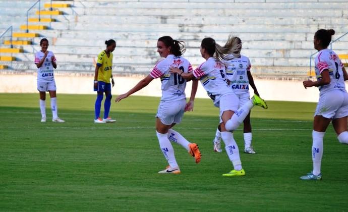 14d331698893a gol São José Tiradentes TR Brasileiro Futebol Feminino Semifinal Rita Bove  (Foto  Danilo Sardinha