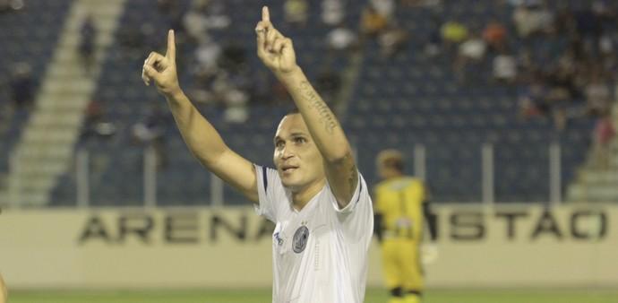 Tito, Confiança (Foto: Osmar Rios / GloboEsporte.com)