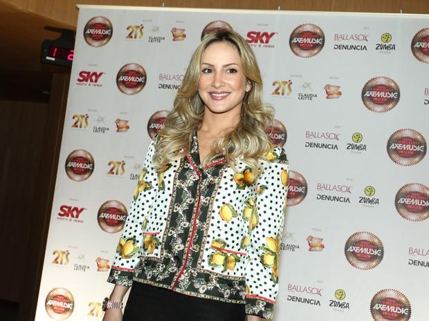 Claudia Leitte  (Foto: Manuela Scarpa /Foto Rio News)
