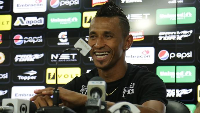 Ciel, atacante do Ceará (Foto: Divulgação/Cearasc.com)
