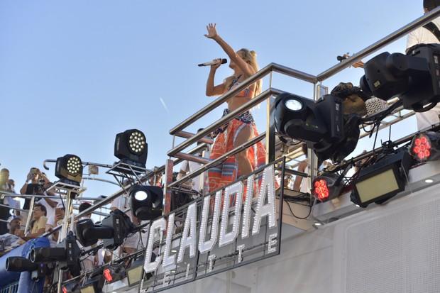 Claudia Leite (Foto: Elias Dantas/Ag. Haack)