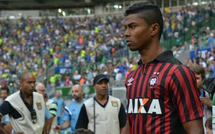 Ricardo Silva Atlético-PR (Foto: Divulgação Atlético-PR)