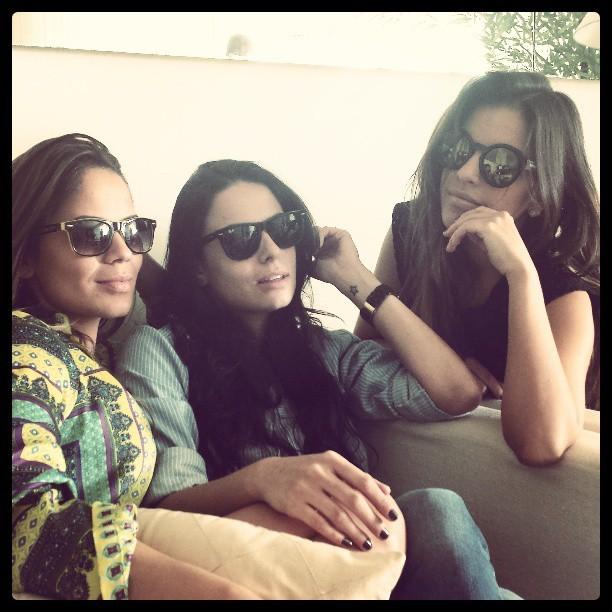 Mariana Rios com amigas (Foto: Instagram / Reprodução)
