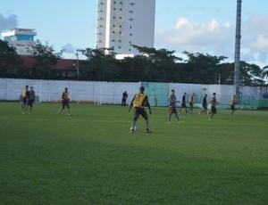 Genus foca na segunda fase do Campeonato Rondoniense  (Foto: Lívia Costa)