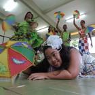 Frevo ajuda jovens a superar barreiras sociais (Luna Markman/ G1)