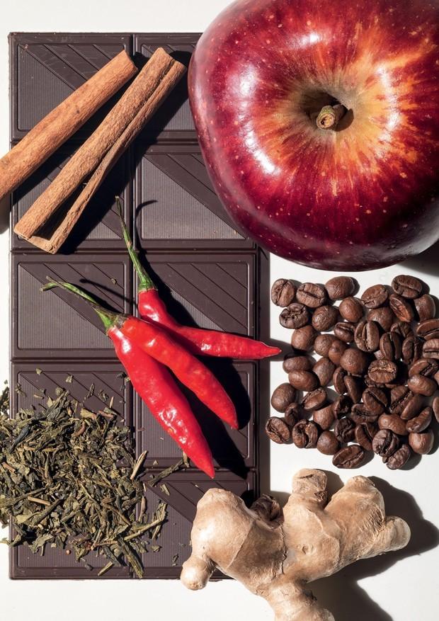 Sobremesa com ingredientes afrodisíacos para o Dia dos Namorados (Foto: Marcel Valvassori/ Arquivo Vogue)