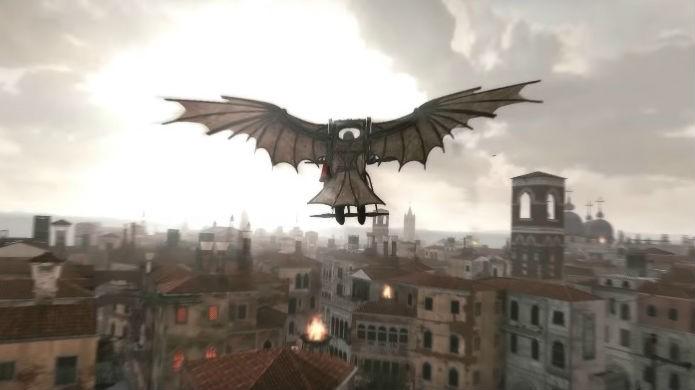 Assassins Creed The Ezio Collection roda a apenas 30 FPS (Foto: Divulgação/Ubisoft)
