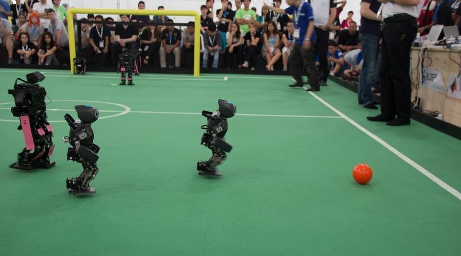 Robocup (Foto: Valdecir Becker/RoboCup/UFPB)