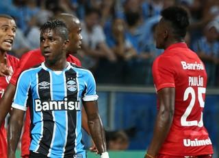 Bolaños Grêmio Gre-Nal  (Foto: Wesley Santos/Agência PressDigital )