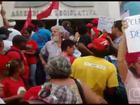 Cunha classifica de 'lamentável' violência em protesto na Paraíba