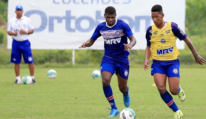 feijão; feijão bahia (Foto: Felipe Oliveira/Divulgação/EC Bahia)