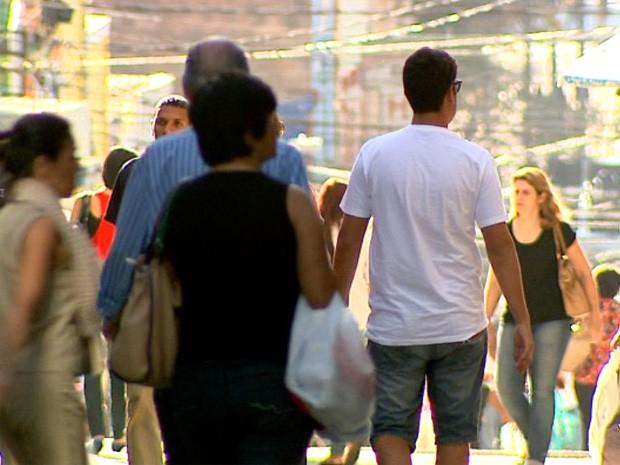 População em Ribeirão Preto cresceu 7,4%, de acordo com dados do IBGE (Foto: Cláudio Oliveira/EPTV)