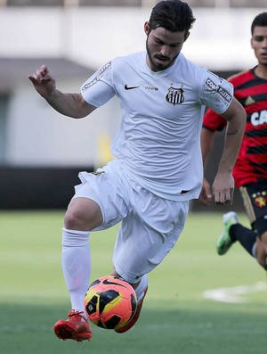 Gabriel Bonet (Foto: Pedro Ernesto Guerra Azevedo / Santos FC)