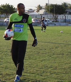 Genivaldo, Botafogo-PB (Foto: Divulgação / Botafogo-PB)