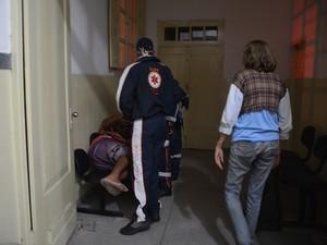 Um morreu e outro ficou ferido baleados por dupla em João Pessoa, mas delegada investiga se de fato foi tentativa de assalto  (Foto: Walter Paparazzo/G1)