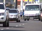 Motoristas de veículos com placas de outros estados são notificados