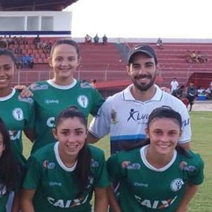 Felipe França será o novo treinador da equipe principal (Foto: Divulgação/Iranduba)
