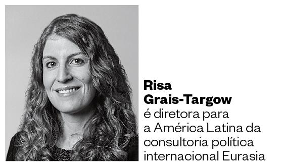 Risa Grais-Targow (Foto: Arquivo pessoal )