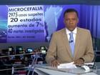 Brasil registra quase 3 mil casos suspeitos de microcefalia