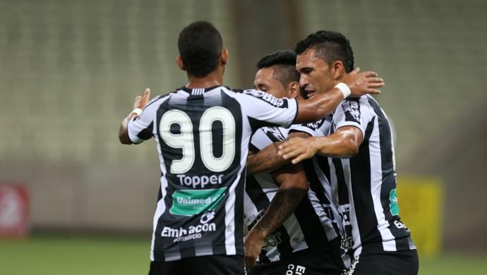 Ceará x Tiradentes Campeonato Cearense Arena Castelão (Foto: Kid Júnior/Agência Diário)