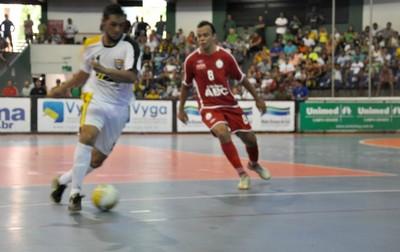 Copa Morena de futsal (Foto: Gabriela Pavão/Globoesporte.com)