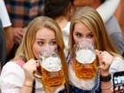 Munique abre sua 183ª Oktoberfest sob fortes medidas de segurança