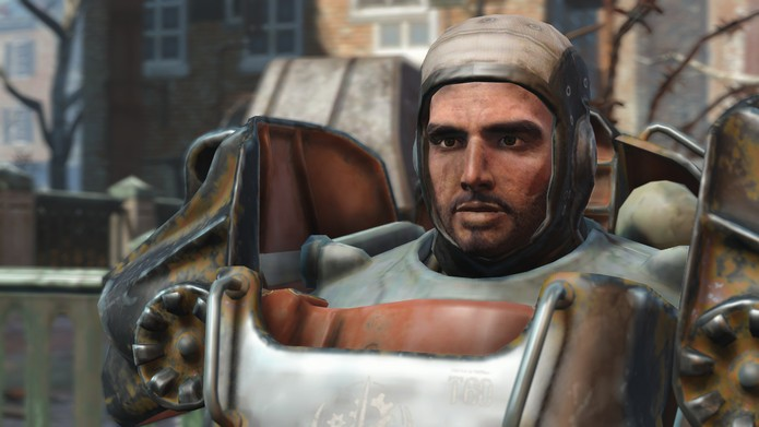 Danse: companion de Fallout 4 (Foto: Reprodução/Fallout 4 Base)