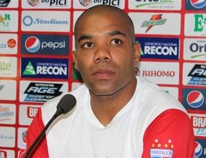 Julio Madureira vem do Rio Branco/SP (Foto: Divulgação/Fortaleza E.C.)