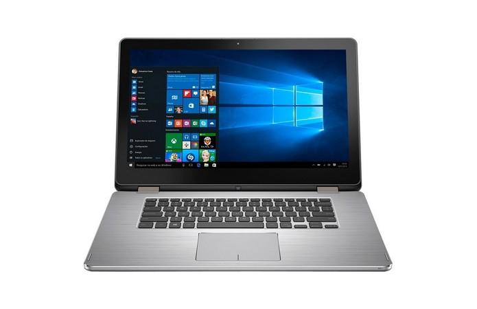 Notebook 2 em 1 Dell Inspiron 15 7000 (Foto: Divulgação/Dell)