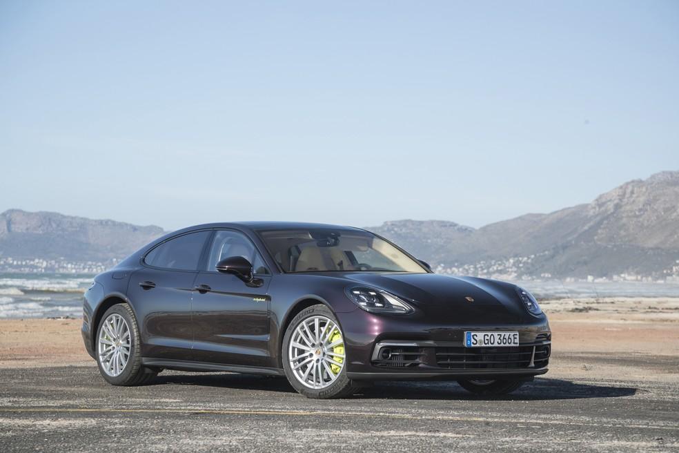 Porsche Panamera S E-Hybrid (Foto: Divulgação)