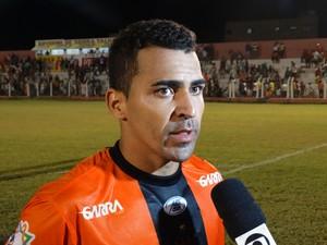 Paulinho Mossoró (Foto: Vital Florêncio / GloboEsporte.com)