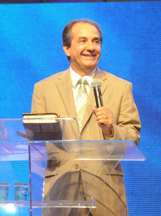 Silas Malafaia pastor (Foto:  Karlos Geromy/D.A Press)