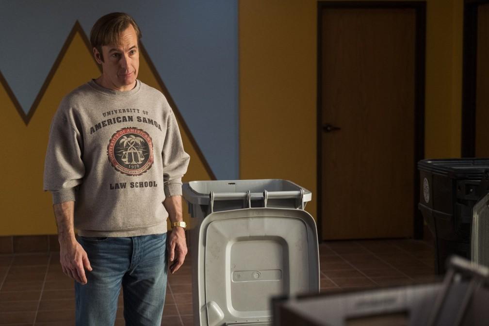 Bob Odenkirk em 'Better Call Saul ' (Foto: Divulgação)