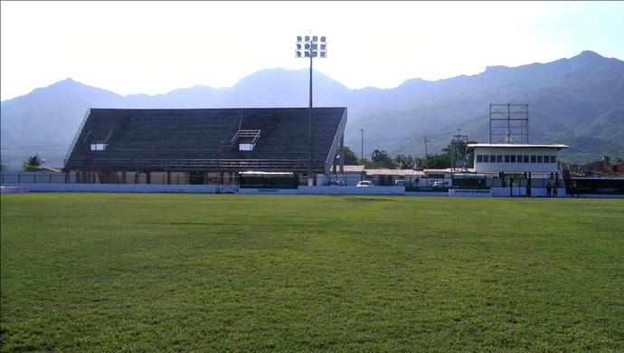 Estádio Moraisão, em Maranguape (Foto: Divulgação/Site Oficial do Maranguape)