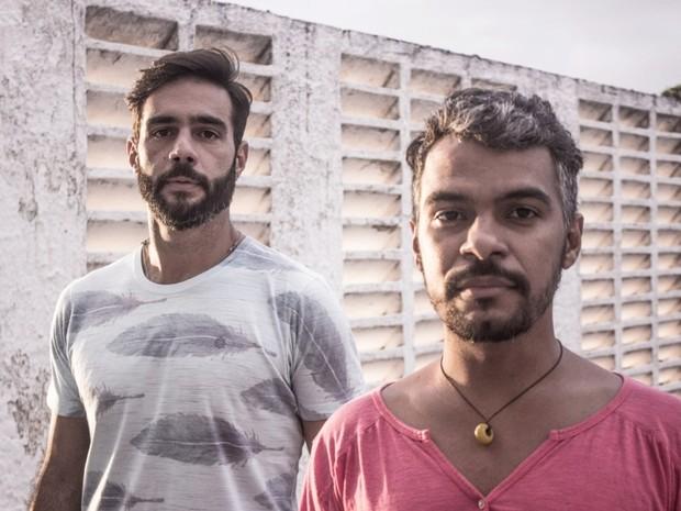 Rafael Barros e Tiago Landeira reinterpretam a obra de Chico Buarque (Foto: Rita Machado)