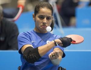 Cátia Oliveira tênis de mesa parapan toronto (Foto: Fernando Maia/MPIX/CPB)