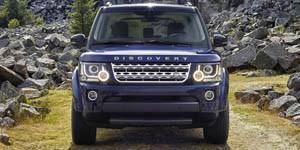 Land Rover Discovery 2014 (Foto: Divulgação)
