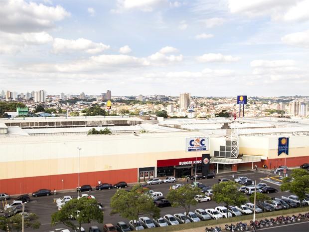 Shopping receberá investimentos de R$ 96 milhões  (Foto: Divulgação/Assessoria de imprensa)