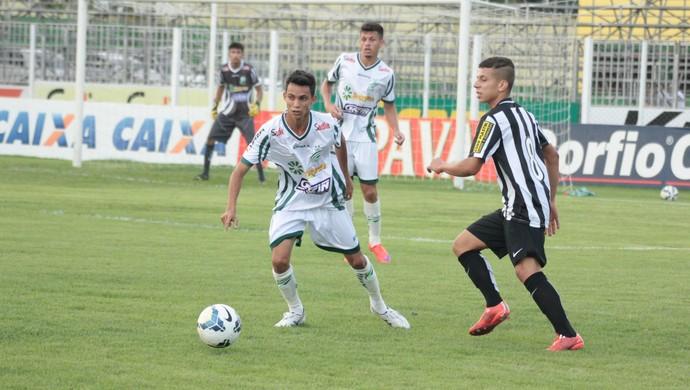 Luverdense, Santos, Passo das Emas (Foto: Maico Gaúcho/Luverdense Esporte Clube)